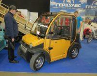 Электромобиль Vega Mario: китайский а-ля smart в Украине (видео)