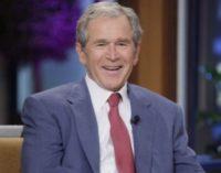 Казус Буша-младшего на инаугурации Трампа «взорвал» соцсети
