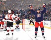 НХЛ: домашнее поражение «Миннесоты», успехи «Коламбуса» и «Монреаля»