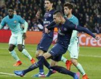 Лига Чемпионов: «Барселона» — «ПСЖ» и «Боруссия» Д – «Бенфика»