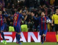 Лига Чемпионов: «Барселона» совершает великий камбэк и выбивает «ПСЖ»