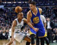 НБА: «Голден Стейт» проиграл «Бостону», камбэк «Сан-Антонио»
