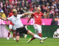 Бундеслига: «Бавария» и «Лейпциг» синхронно теряют очки