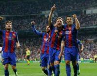 Дубль Месси помог «Барселоне» обыграть «Реал»