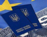 Жители оккупированного Крыма смогут поехать в ЕС без виз только с биометрическим паспортом Украины