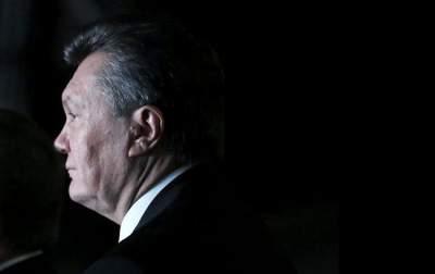 "Решение суда по активам ""семьи"" Януковича засекречено"