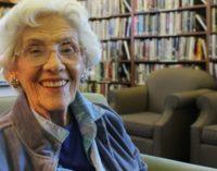Скончалась старейшая актриса Голливуда