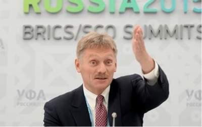 В Кремле рассказали об ожиданиях по переговорах Волкера с Сурковым
