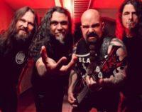 Американская группа Slayer анонсировала прощальный тур