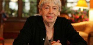 В Портленде умерла известная писательница Урсула Ле Гуин