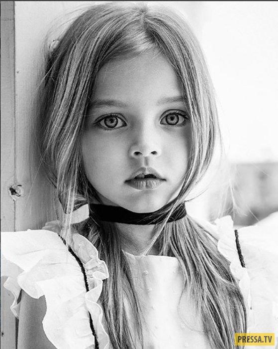 Красивые дети из рекламы фото