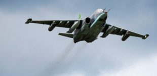 Су – 25 в Сирии сбил российский самолет – журналист