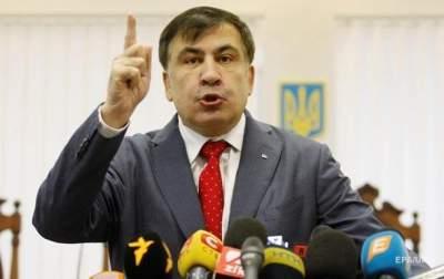 Саакашвили намерен судиться с украинскими ведомствами из-за депортации