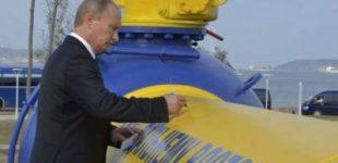 Сеть развеселила свежая карикатура на «Газпром»