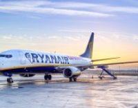 Ryanair впервые в истории начнет летать в Турцию