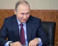 Ядерные угрозы Путина высмеяли в карикатуре