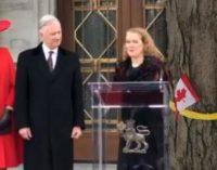 Канадские чиновники оконфузились с флагом Бельгии