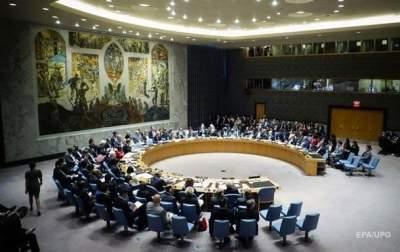 Британия инициировала экстренное заседание Совбеза ООН