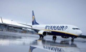Ryanair откроет осенью 10 направлений из «Борисполя» и 5 — из Львова