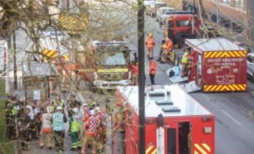 В Манчестерском университете эвакуировали сотни студентов из-за неизвестного химического вещества