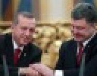 Порошенко обсудил соглашение о свободной торговле с Эрдоганом