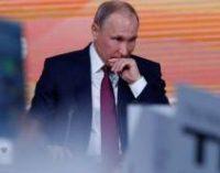 Путин заявил об угрозе экономического кризиса, «с которым мир еще не сталкивался»