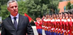 Президент Черногории Мило Джуканович принес присягу