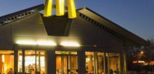 В McDonalds недалеко от Лондона захватили заложников