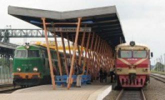 Украина и Румыния договорились о запуске поезда Черновцы-Сучава