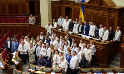 Названы самые абсурдные законопроекты в Раде