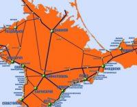 Крым опять «отдали» РФ: опубликована скандальная карта