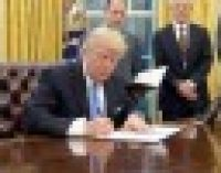 Трамп принял закон о соблюдении прав человека в КНДР