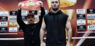 Менеджер оцінив шанси Гассієва перед боєм з Усиком
