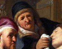 Картина Рембрандта едва не ушла c молотка за 800 долларов