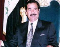 В Сети обнаружили любовный роман Саддама Хусейна