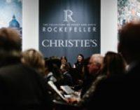 Коллекцию Рокфеллера продали за 830 млн долларов