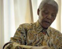 Новые рисунки Нельсона Манделы выложили в открытый доступ