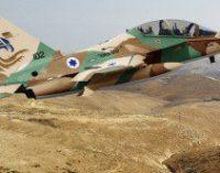 Авиация Израиля нанесла удар по военному объекту в Сирии, — СМИ
