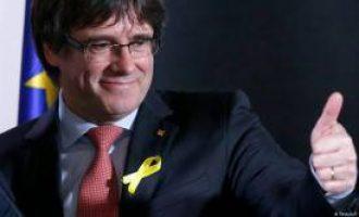 Испанский Верховный суд отозвал европейские ордера на арест Пучдемона