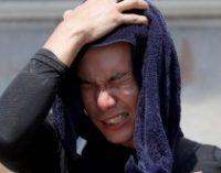 В Японии из-за аномальной жары погибли 44 человека