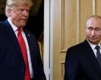 Трамп и Путин обсуждали кризис в Сирии и возвращение беженцев домой