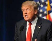 Трамп президенту Ирана: Никогда больше не угрожайте Соединенным Штатам