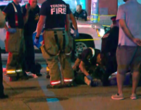 Стрельба в Торонто: 9 человек получили ранения, стрелок мертв