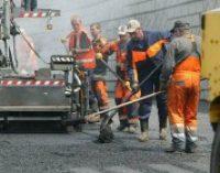 В Украине выполнили 50% дорожных работ, запланированных на год