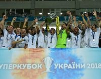 Динамо в Лізі чемпіонів зіграє з україно-китайською командою