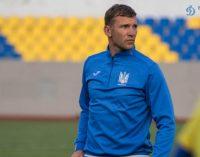 Офіційно: Шевченко залишився головним тренером збірної України