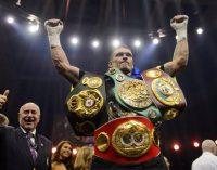 Російський боксер розмріявся про титули Усика