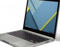 Google готовит новый Chromebook