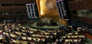 Генассамблея ООН приняла резолюцию о проблеме милитаризации Крыма