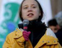 Грета Тунберг в Давосе призвала мир к большим усилиям по защите климата